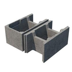 HAUS blokeliai pamatams P6-30