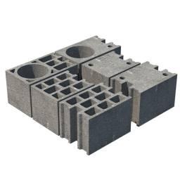 HAUS blokeliai sienoms